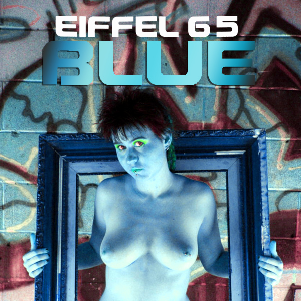 Cover Artwork Remix of Eiffel 65 Blue