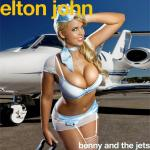 Cover Artwork Remix of Elton John Benny And The Jets