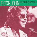 Original Cover Artwork of Elton John Step Into Xmas