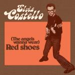 Original Cover Artwork of Elvis Costello Red Shoes