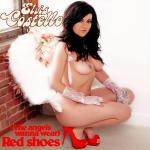 Cover Artwork Remix of Elvis Costello Red Shoes