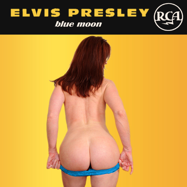 elvis presley blue moon remix