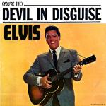Original Cover Artwork of Elvis Presley Devil In Disguise