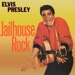 Original Cover Artwork of Elvis Presley Jailhouse Rock