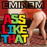 Cover Artwork Remix of Eminem Ass Like That