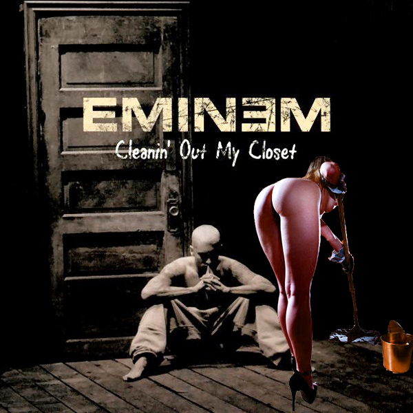 Cover Artwork Remix of Eminem Cleaning Closet