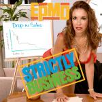 Cover Artwork Remix of Epmd Strictly Business