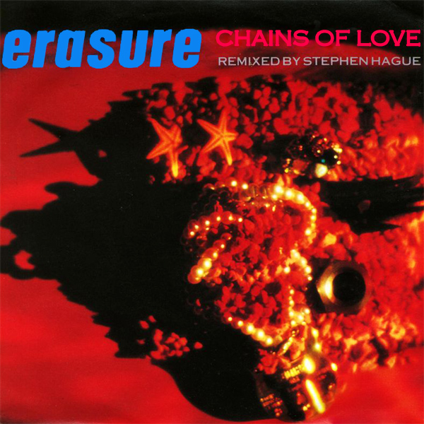 Original Cover Artwork of Erasure Chains Of Love