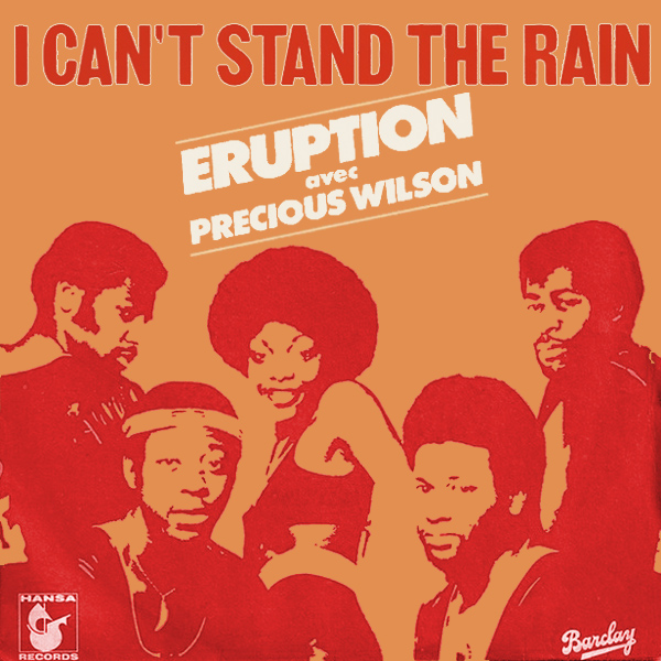 eruption i cant stand the rain 1