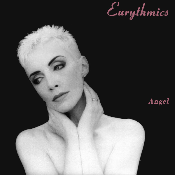 Original Cover Artwork of Eurythmics Angel