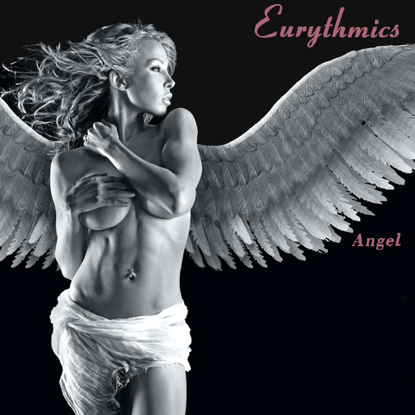 Cover Artwork Remix of Eurythmics Angel