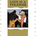 Cover Artwork Remix of Eurythmics Love Is A Stranger