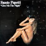 Original Cover Artwork of Fausto Papetti Give Me The Night