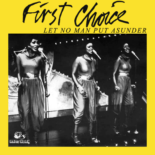 first choice let no man put asunder 1