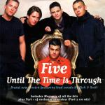 Original Cover Artwork of Five Until The Time Is Through