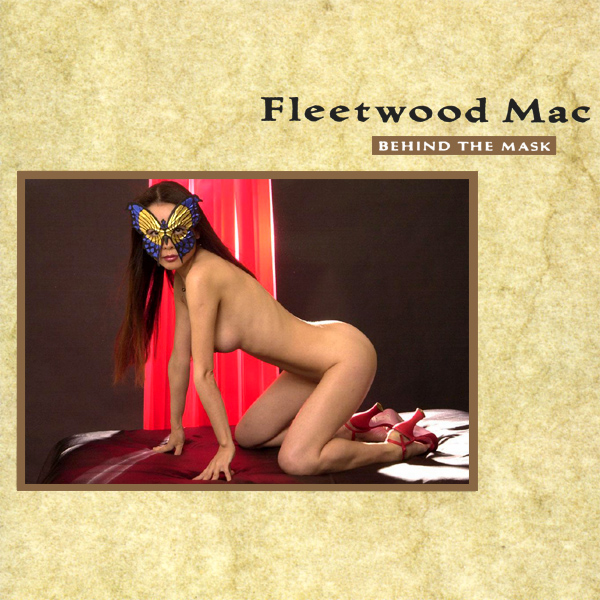 Cover Artwork Remix of Fleetwood Mac Behind The Mask