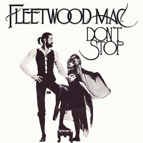 fleetwood mac dont stop 1