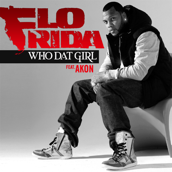 flo rida akon who dat girl 1