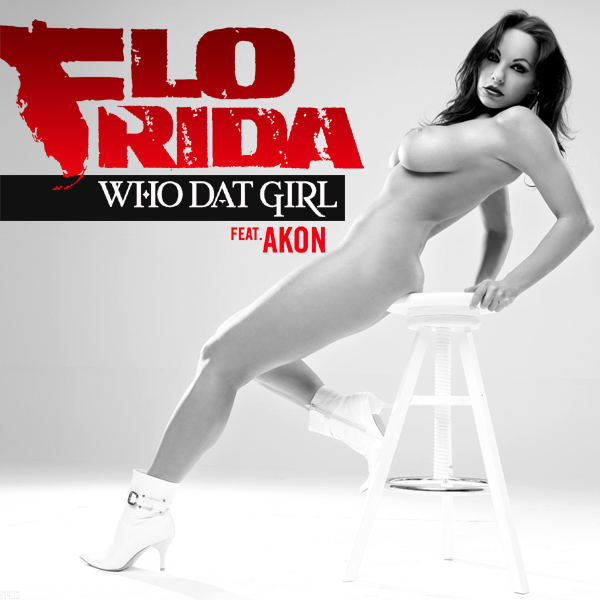 flo rida akon who dat girl remix
