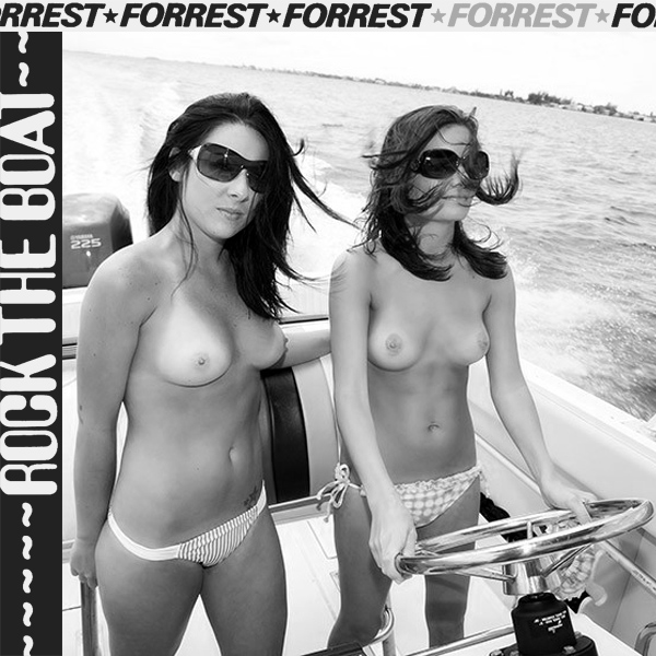 Cover Artwork Remix of Forrest Rock The Boat