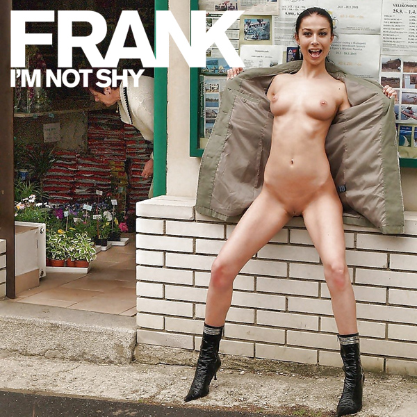 Cover Artwork Remix of Frank Im Not Shy