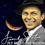 Original Cover Artwork of Frank Sinatra Fly Me To The Moon
