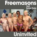 Cover Artwork Remix of Freemasons Uninvited
