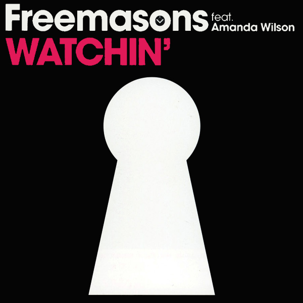 Original Cover Artwork of Freemasons Watchin