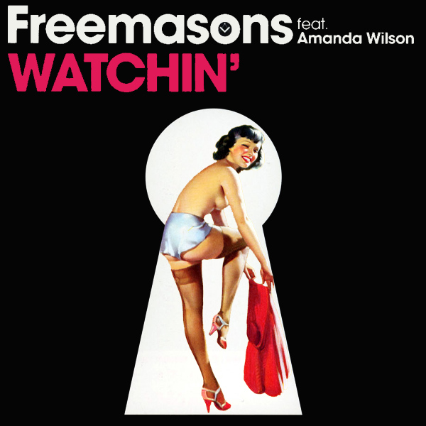 Cover Artwork Remix of Freemasons Watchin