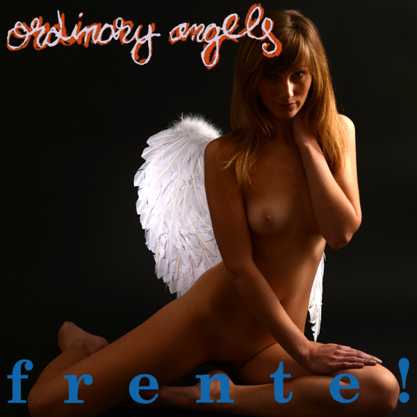 Original Cover Artwork of Frente Ordinary Angels Remi