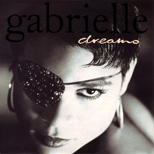 Original Cover Artwork of Gabrielle Dreams