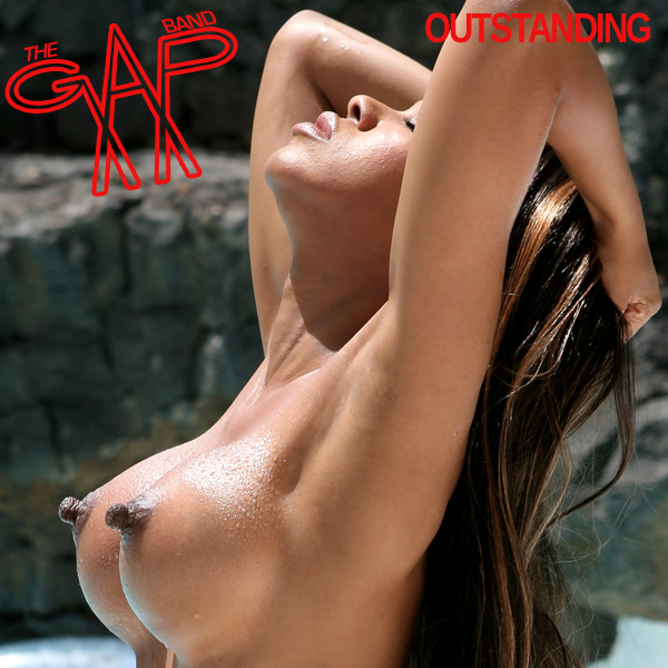 Cover Artwork Remix of Gap Band Outstanding