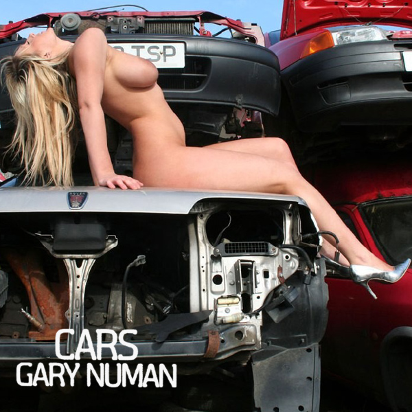 gary numan cars remix