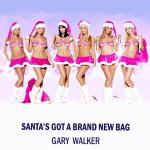 Cover Artwork Remix of Gary Walker Santas Got A Brand New Bag