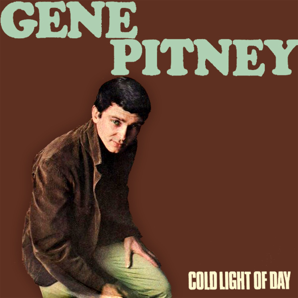 Original Cover Artwork of Gene Pitney Cold Light Of Day