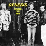 Original Cover Artwork of Genesis Throwing It All Away