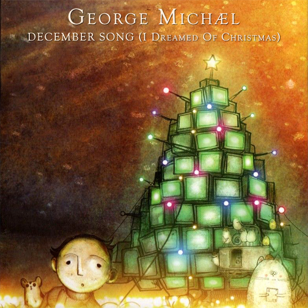 Original Cover Artwork of George Michael December Song