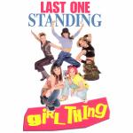 Original Cover Artwork of Girl Thing Last One Standing