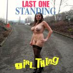 Cover Artwork Remix of Girl Thing Last One Standing