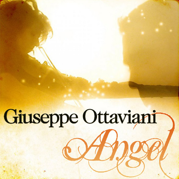 Original Cover Artwork of Giuseppe Ottaviani Angel