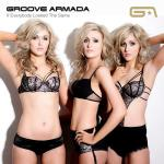 Cover Artwork Remix of Groove Armada If Everybody Looked The Same