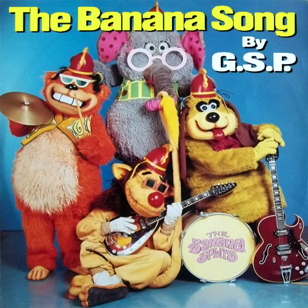 gsp the banana song 1