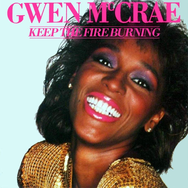 gwen mccrae keep the fire burning 1
