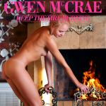 Cover Artwork Remix of Gwen Mccrae Keep The Fire Burning