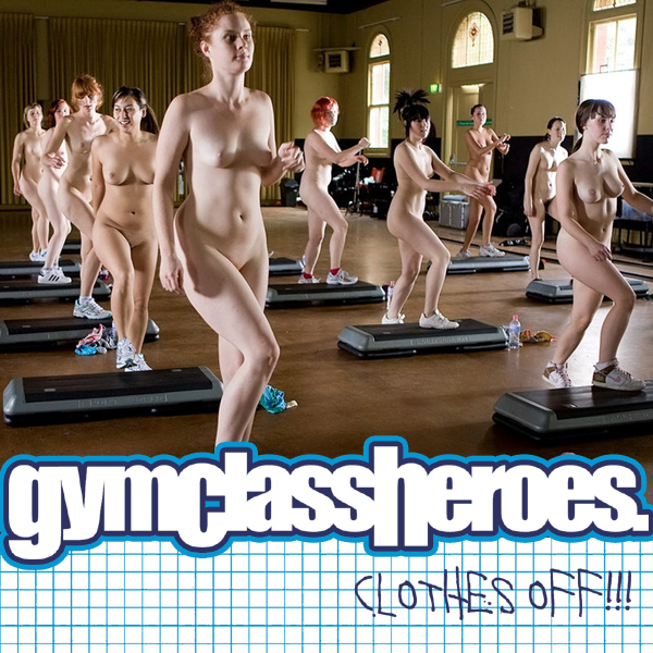 Cover Artwork Remix of Gym Class Heroes Clothes Off