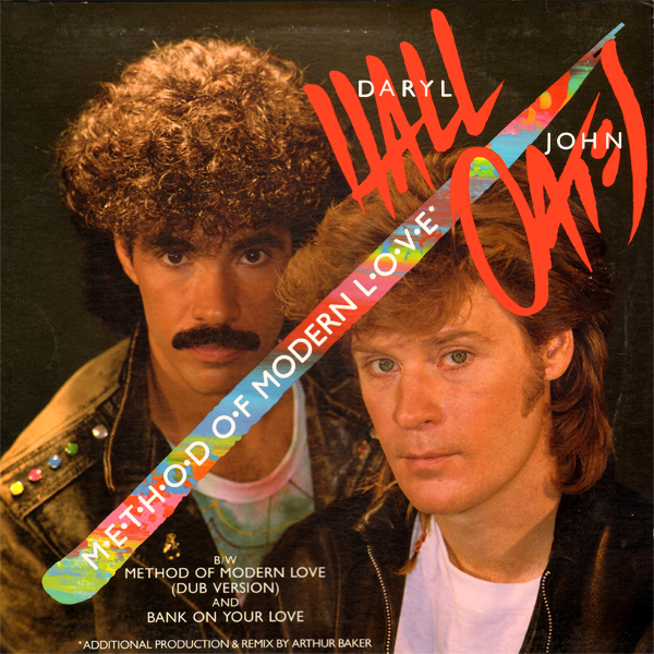 hall and oates method of modern love 1