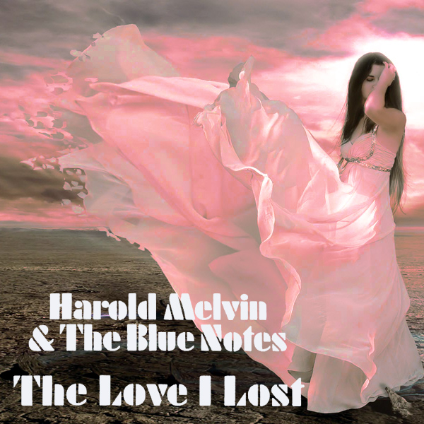 Cover Artwork Remix of Harold Melvin Love Lost