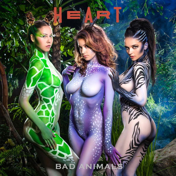 heart bad animals 2