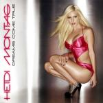 Original Cover Artwork of Heidi Montag Dreams Come True