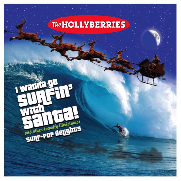 holliberries surfin with santa 1